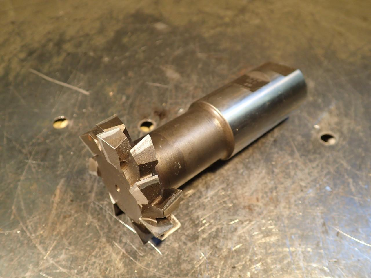 "Weldon #4 Morse Taper 1//2/"" End Mill Holder"