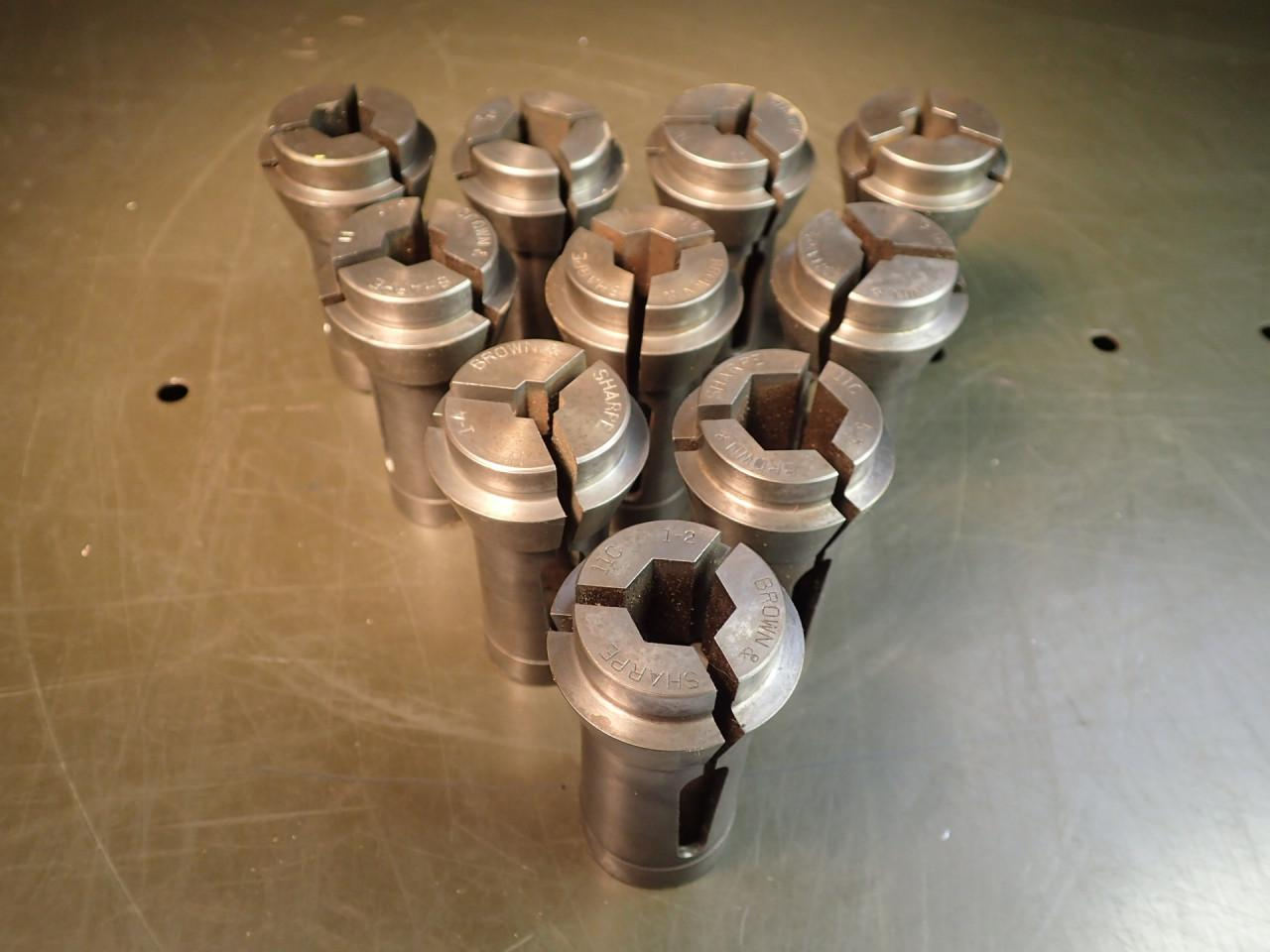 """FOR BROWN AND SHARPE SCREW MACHINES B/&S 1//2/""""  ROUND #11  FEED FINGER"""