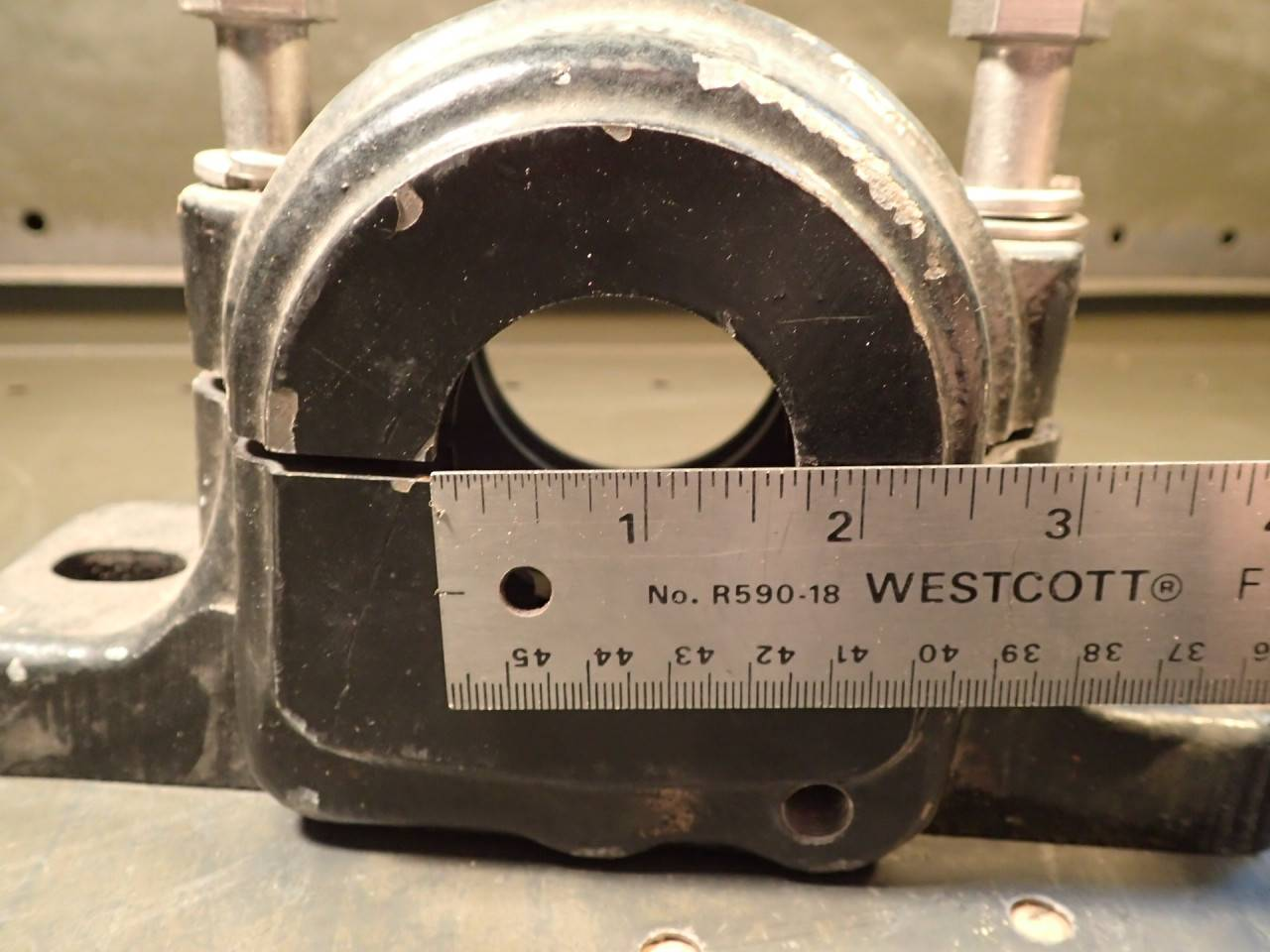 Details about  /Link-Belt BY410604A 45mm Pillow Block Bearing Housing with TSNA510G Seal Kit NOS